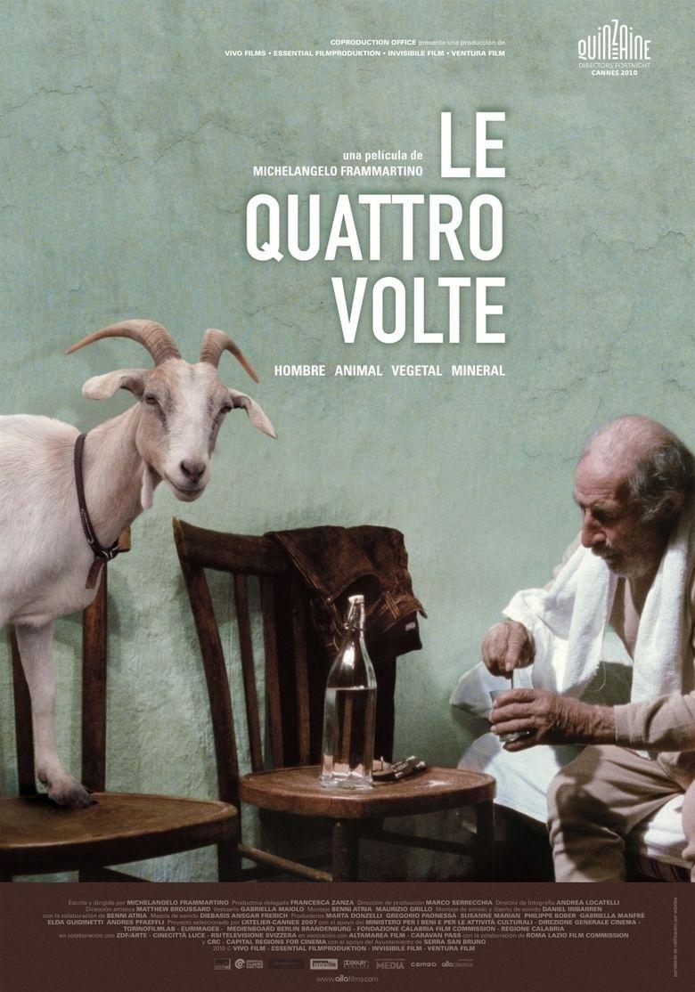 Le Quattro Volte movie poster