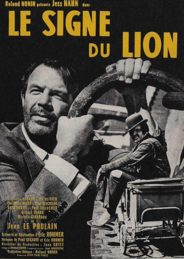 Le Signe du Lion movie poster