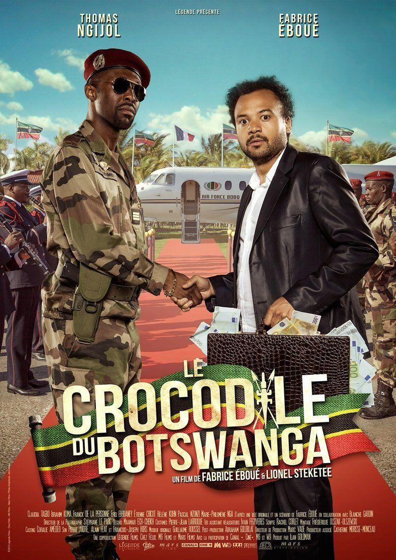 Le crocodile du Botswanga movie poster