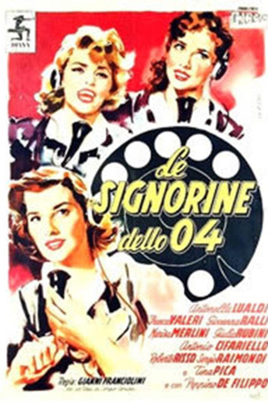 Le signorine dello 04 movie poster