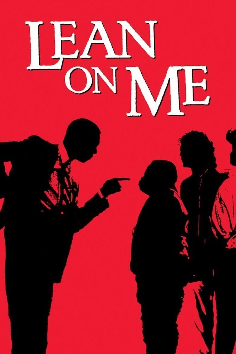 Lean on Me (film) movie poster
