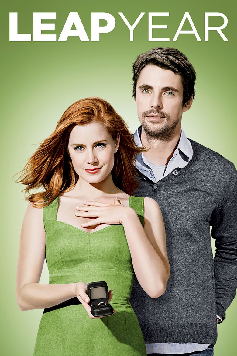 Leap Year (2010 film) movie poster