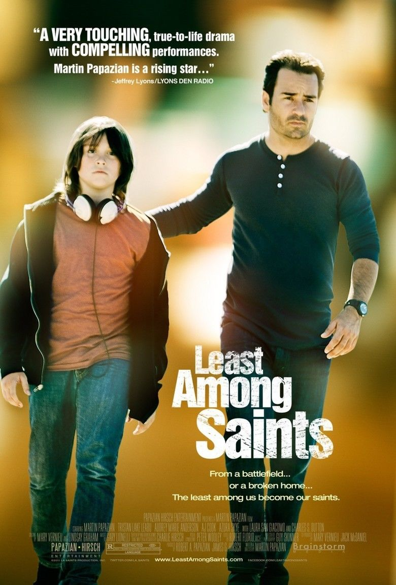 Least Among Saints movie poster