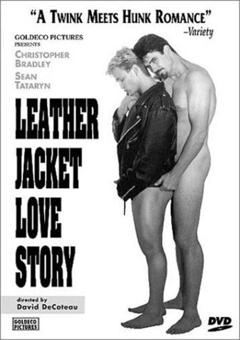 Leather Jacket Love Story movie poster