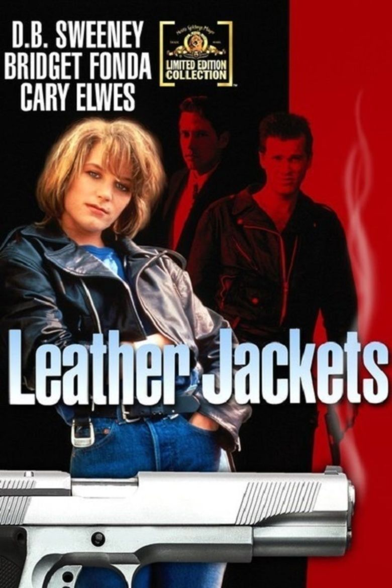 Leather Jackets (film) movie poster