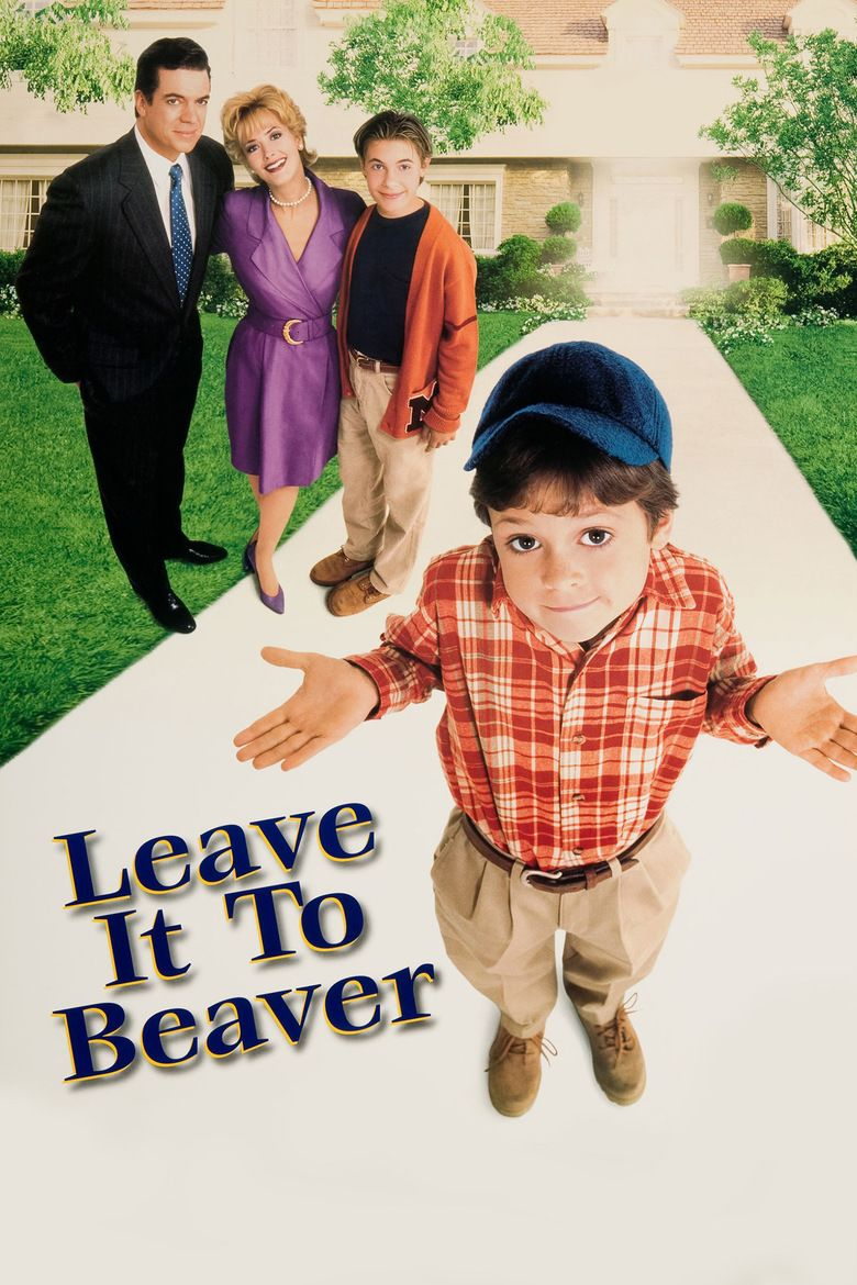 Leave It to Beaver (film) movie poster