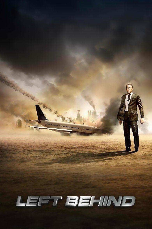 Left Behind (2014 film) movie poster