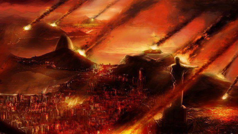 Left Behind II: Tribulation Force movie scenes