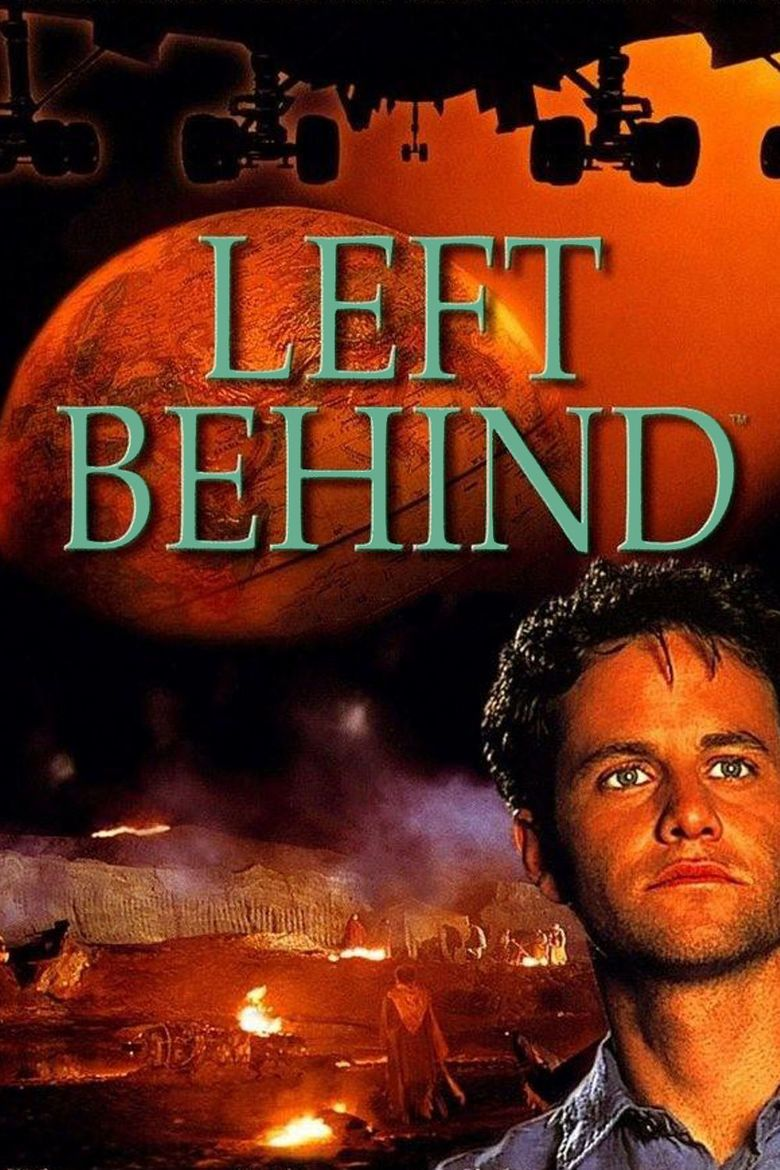 Left Behind: The Movie movie poster