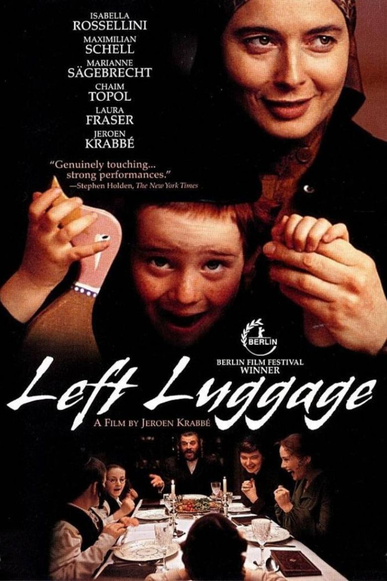 Left Luggage (film) movie poster