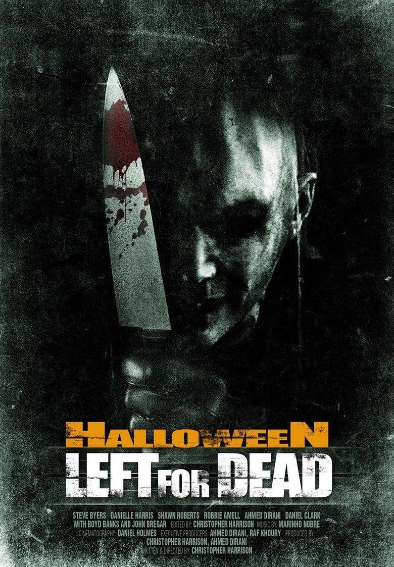 Left for Dead (2007 horror film) movie poster