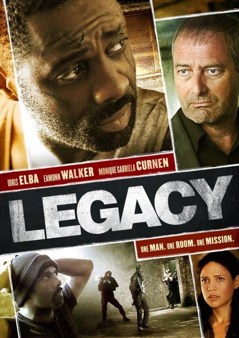 Legacy (2010 film) movie poster