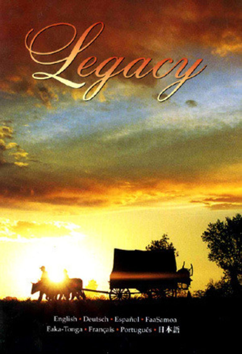 Legacy: A Mormon Journey movie poster