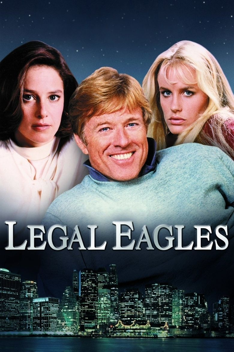 Legal Eagles movie poster