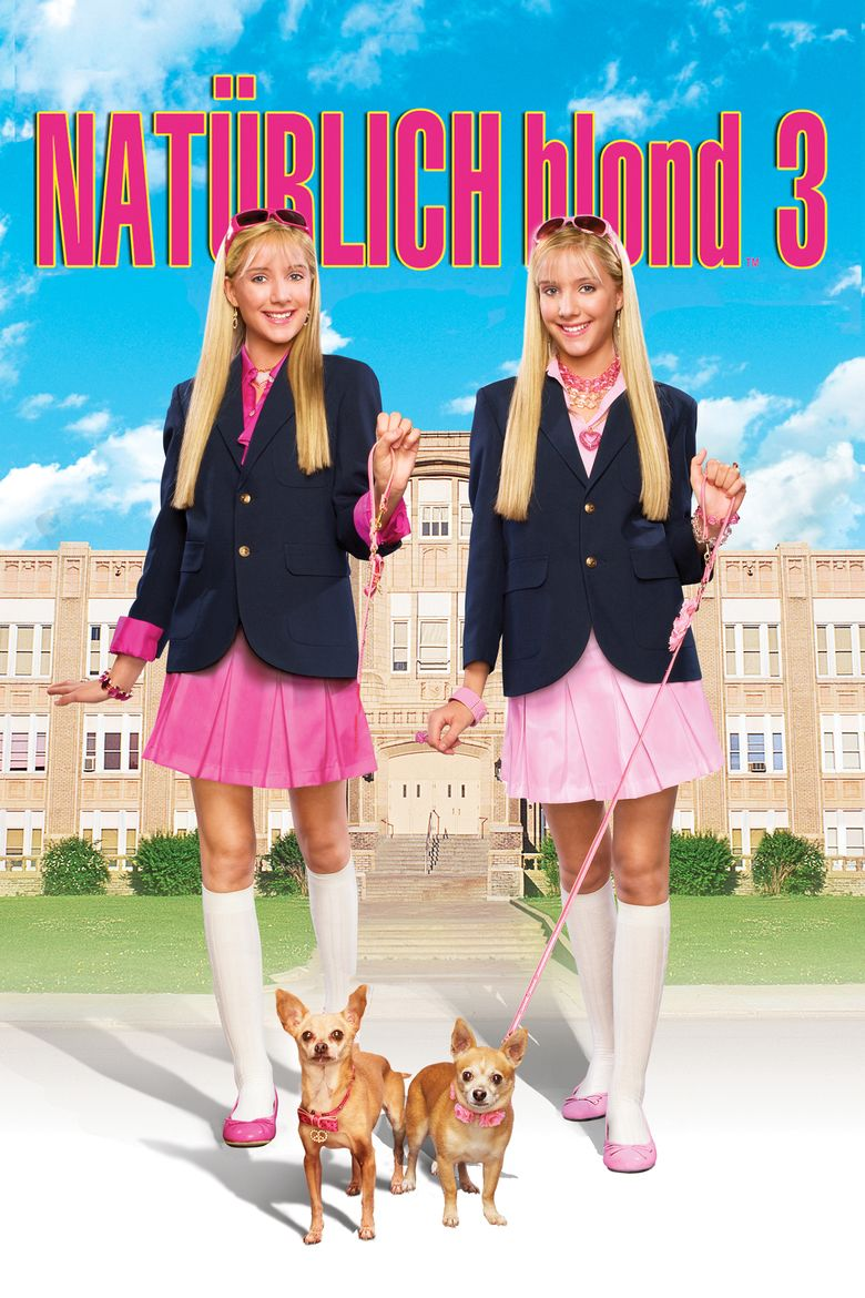 Legally Blondes movie poster