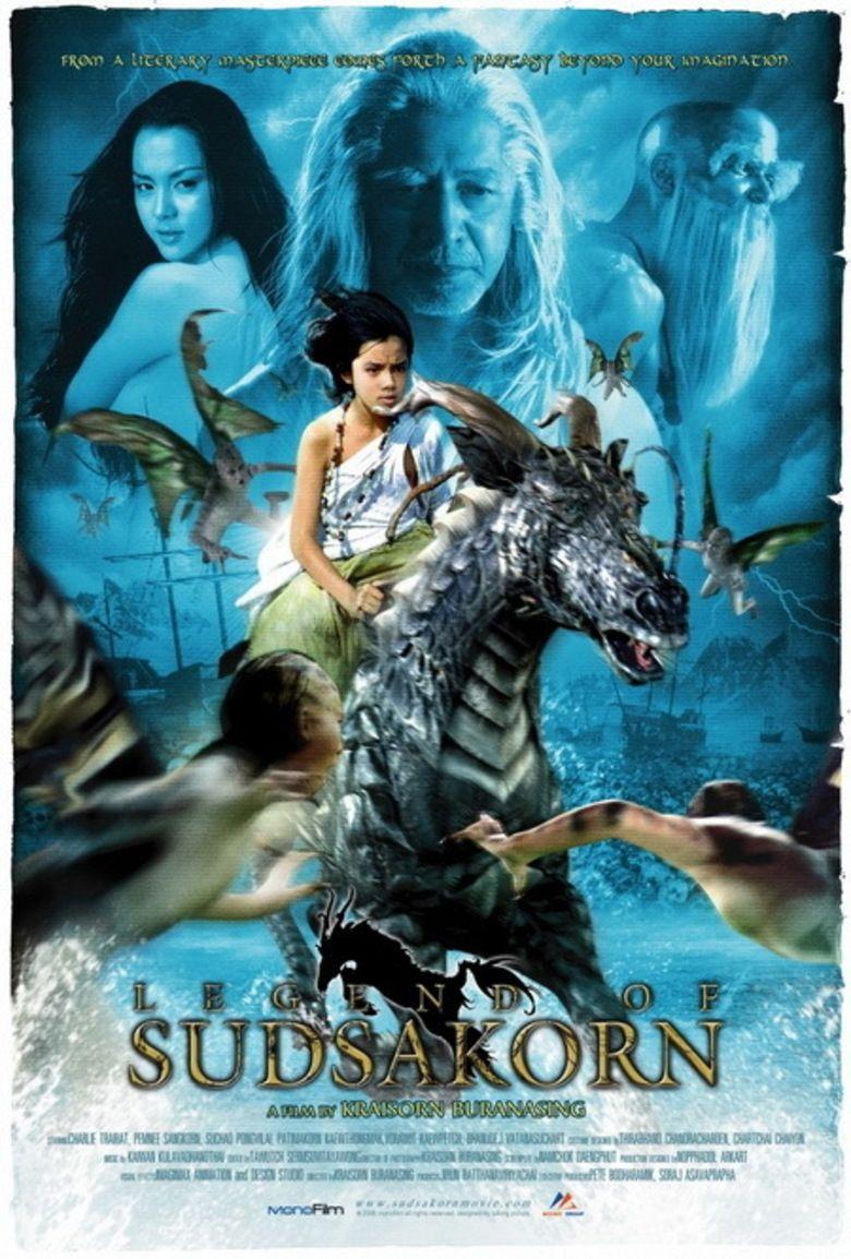 Legend of Sudsakorn movie poster