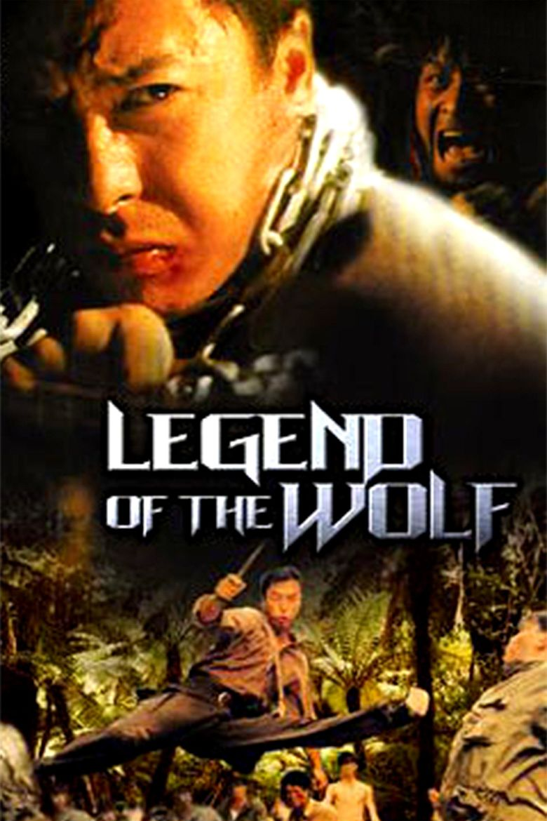 Legend of the Wolf movie poster