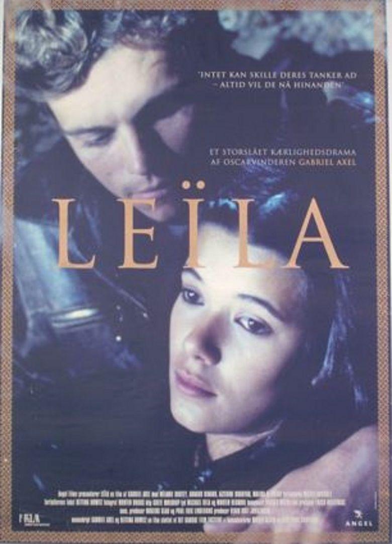 Leila (2001 film) movie poster