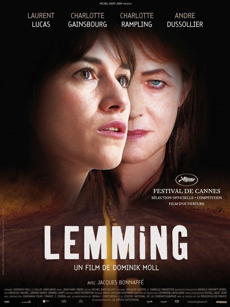 Lemming (film) movie poster