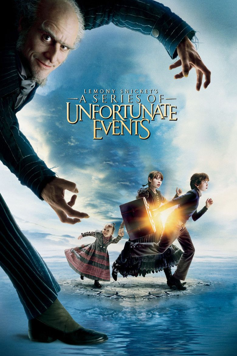 Lemony Snickets A Series of Unfortunate Events movie poster