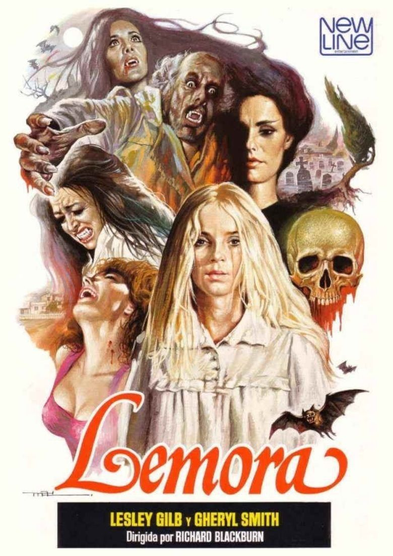 Lemora movie poster