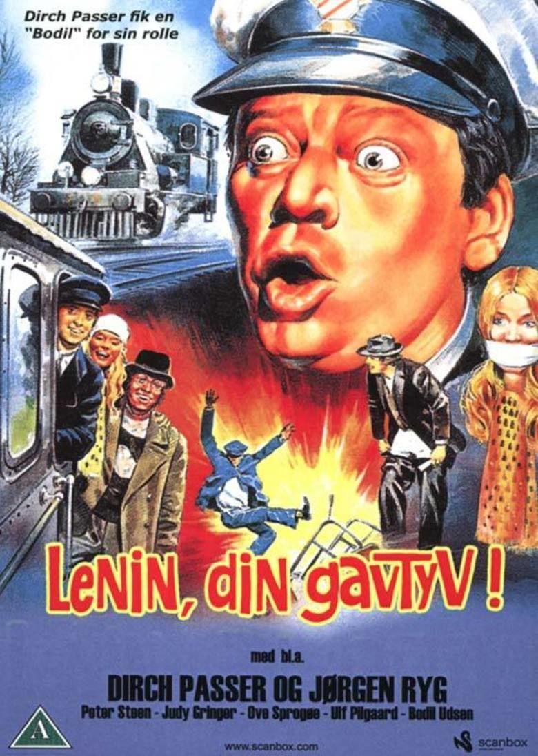 Lenin, You Rascal, You movie poster