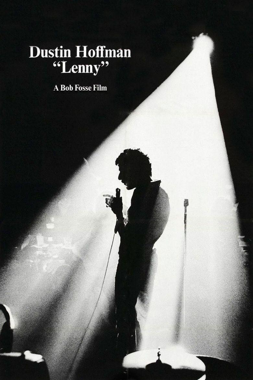 Lenny (film) movie poster