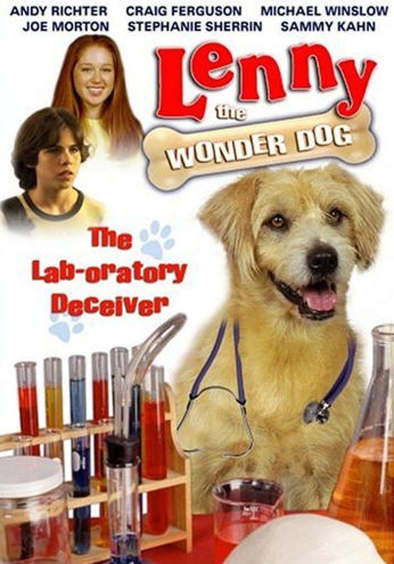Lenny the Wonder Dog movie poster