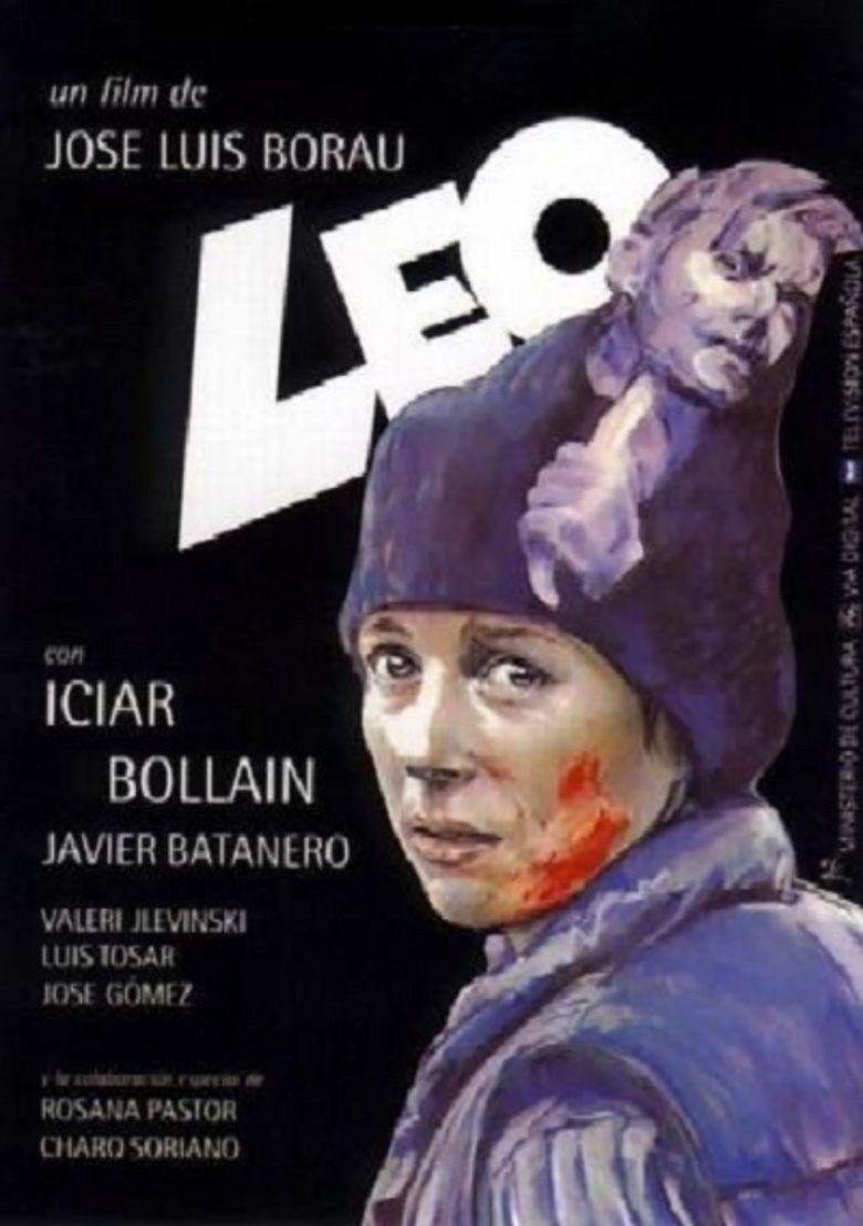 Leo (film) movie poster