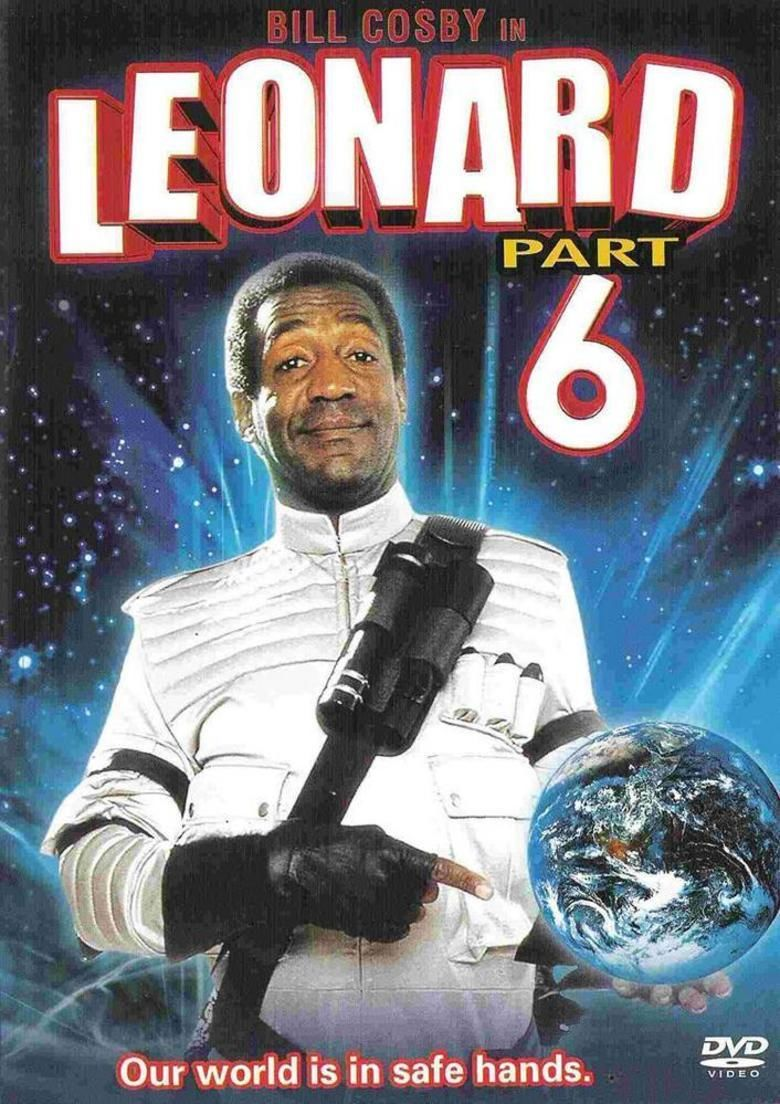 Leonard Part 6 movie poster