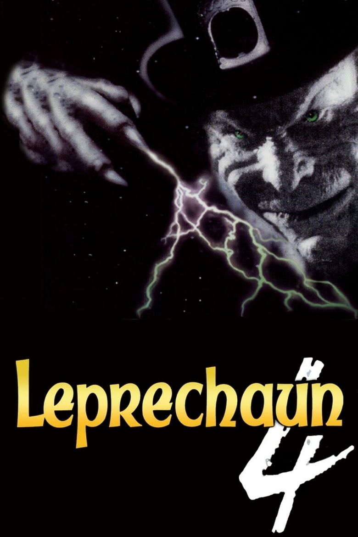 Leprechaun 4: In Space movie poster
