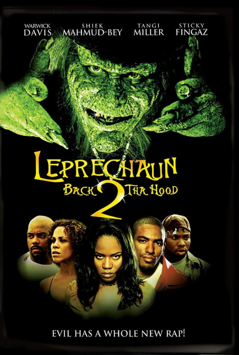Leprechaun: Back 2 tha Hood movie poster