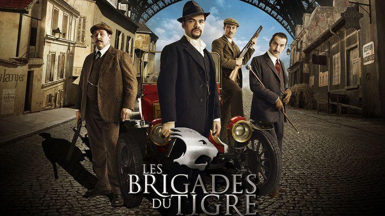 Les Brigades du Tigre movie scenes