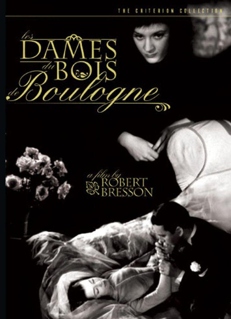 Les Dames du Bois de Boulogne movie poster