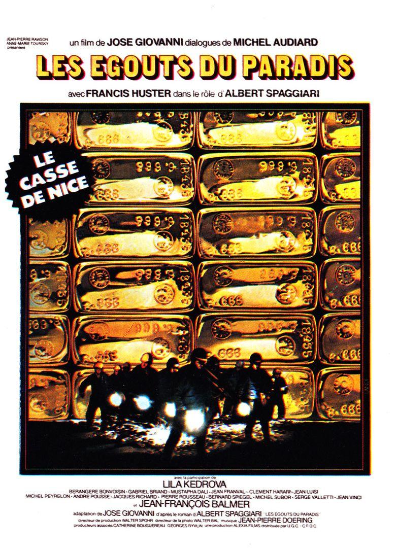 Les Egouts du paradis movie poster
