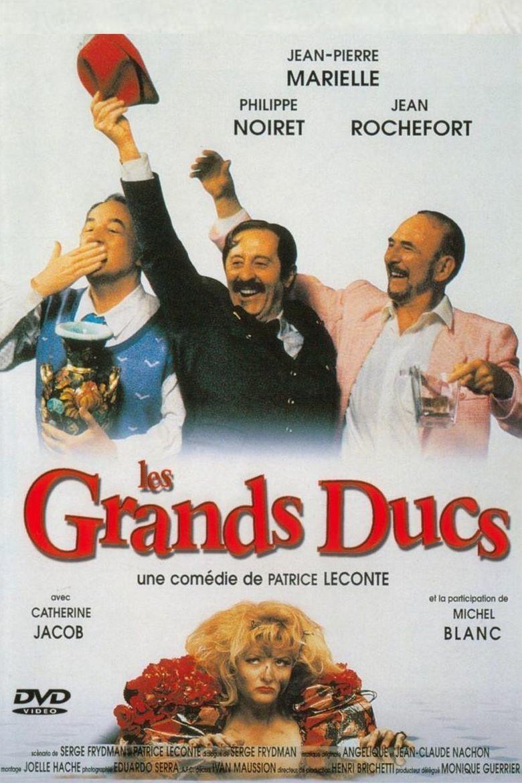 Les Grands Ducs movie poster