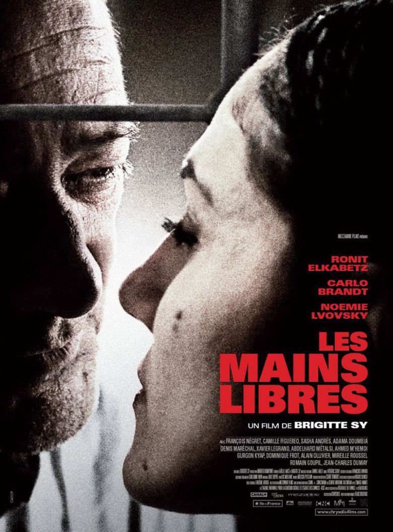 Les Mains libres movie poster