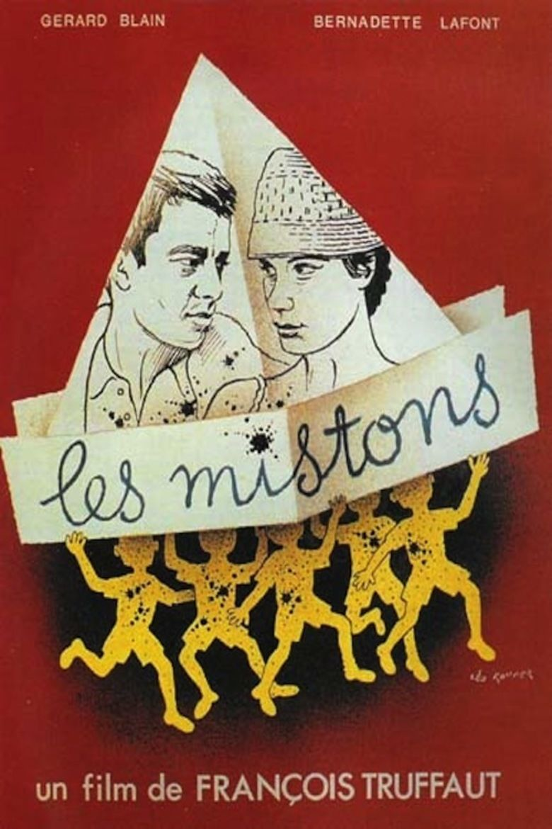 Les Mistons movie poster