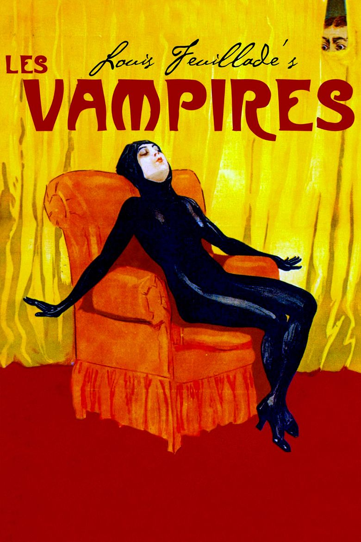 Les Vampires movie poster