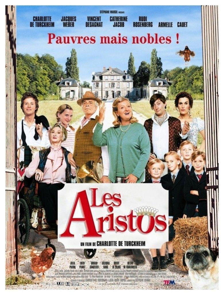 Les aristos movie poster