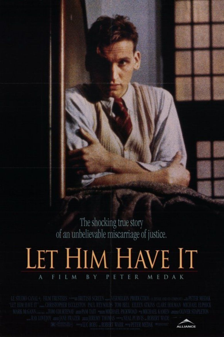 Let Him Have It movie poster