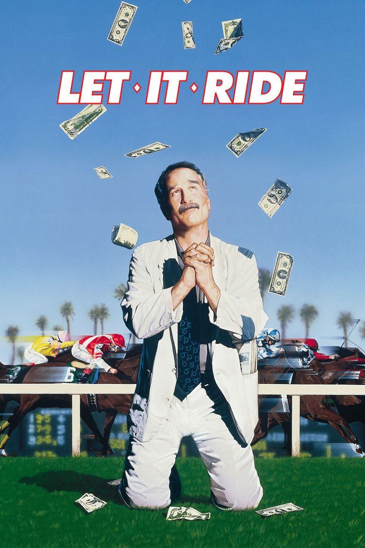 Let It Ride (film) movie poster