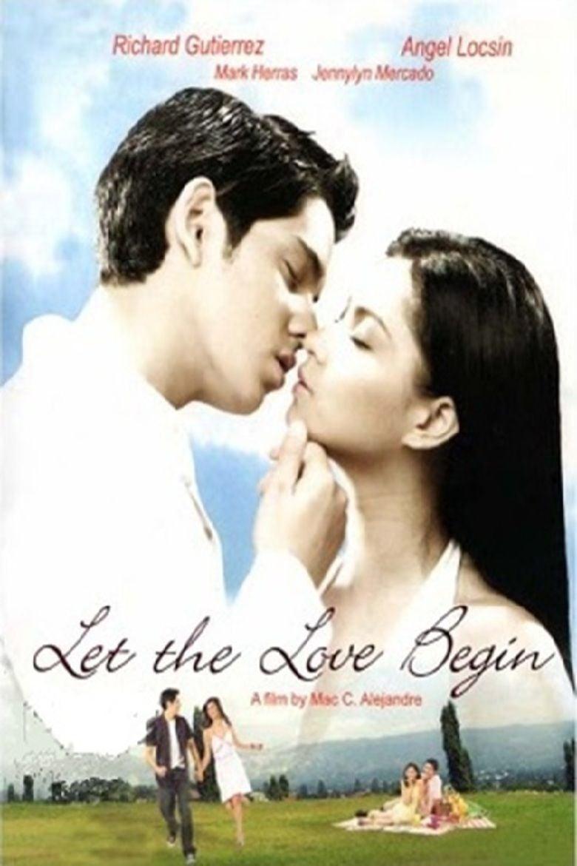 Let the Love Begin (film) movie poster