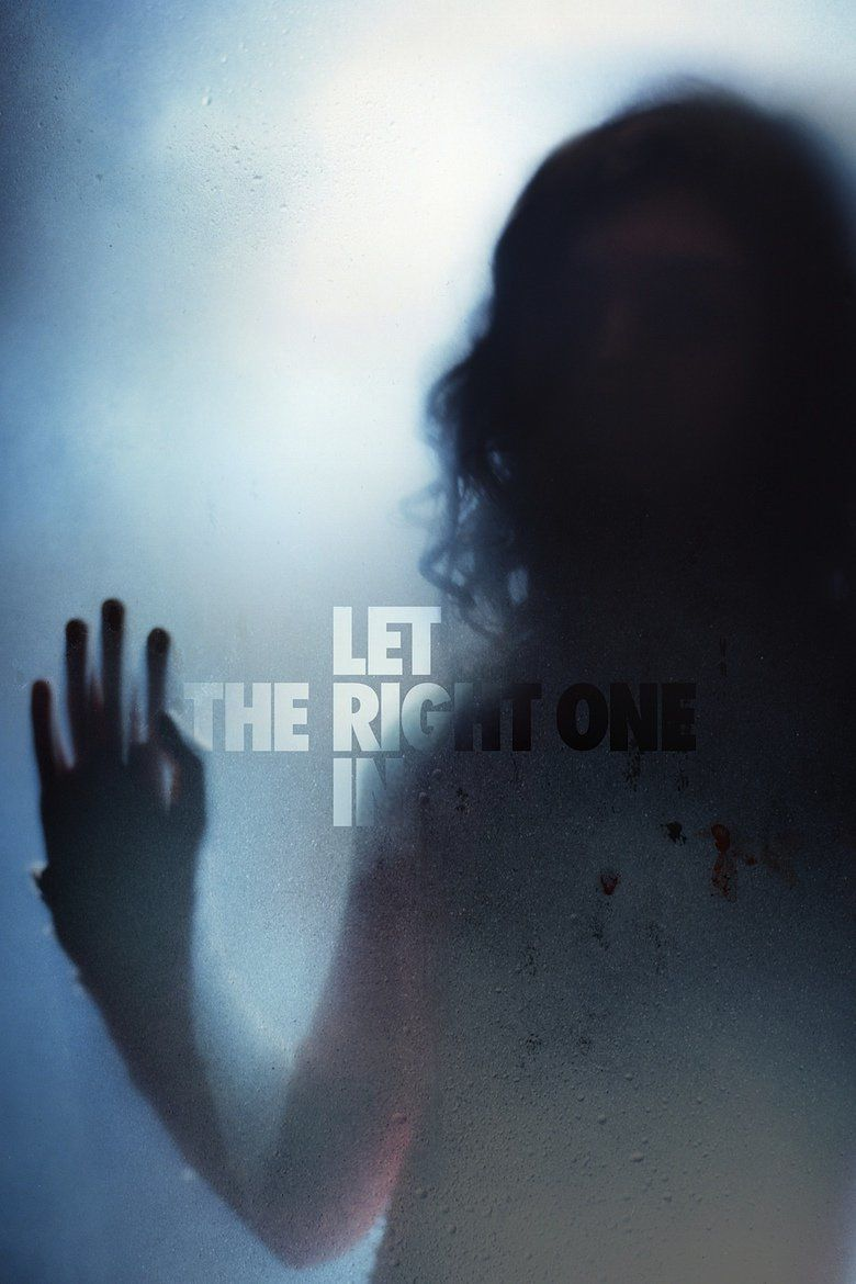 Let the Right One In (film) movie poster