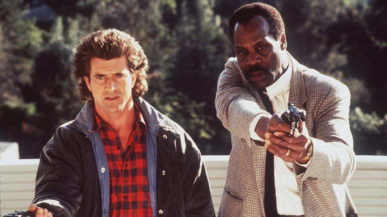 Lethal Weapon 2 movie scenes