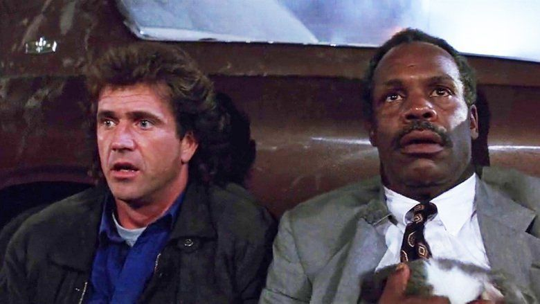 Lethal Weapon 3 movie scenes