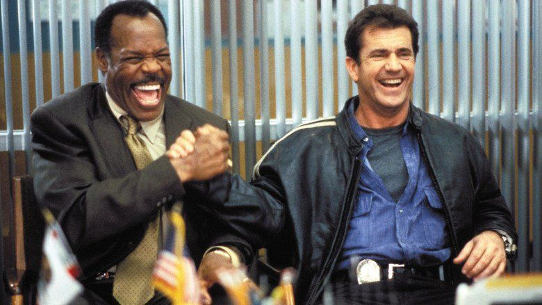 Lethal Weapon 4 movie scenes
