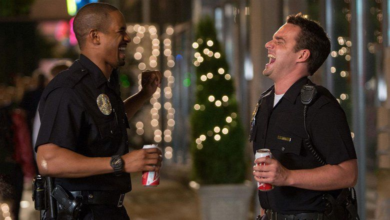 Lets Be Cops movie scenes