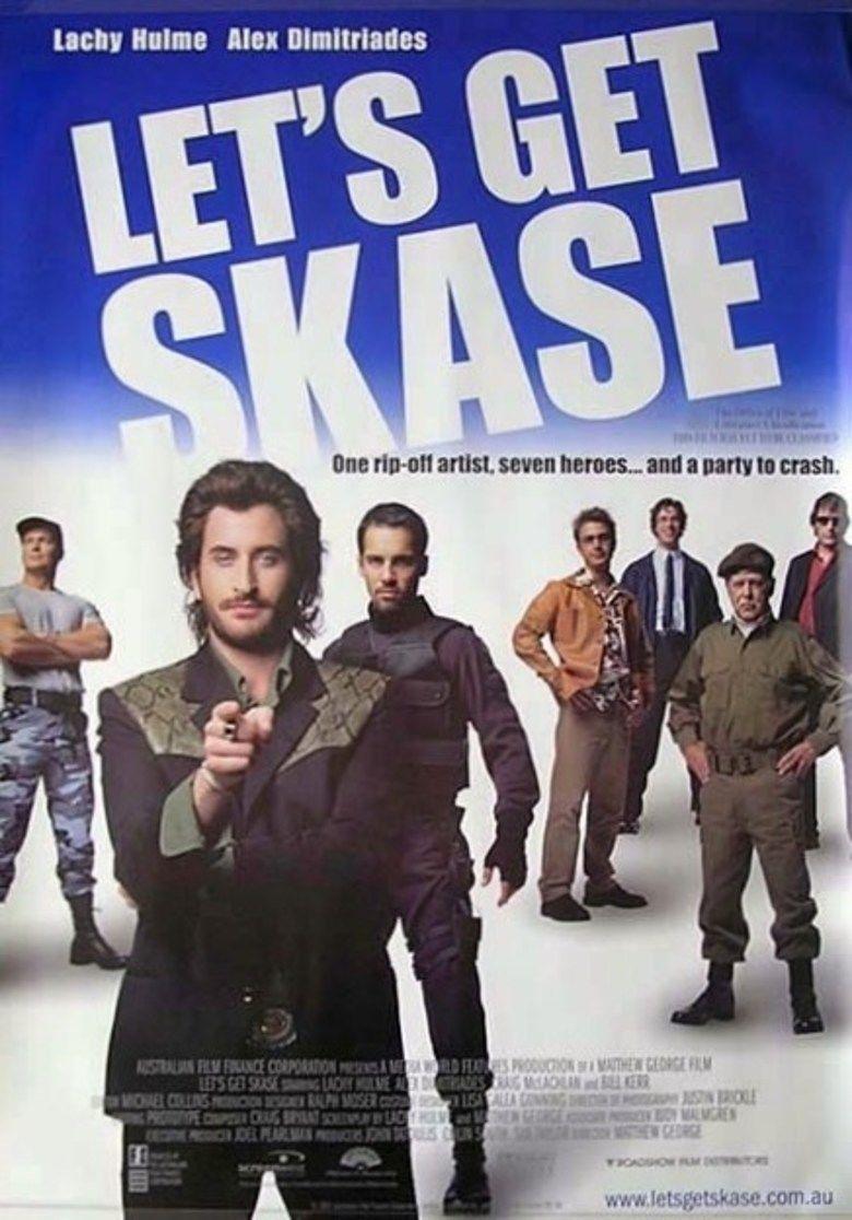 Lets Get Skase movie poster
