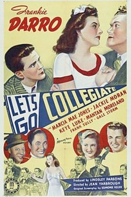 Lets Go Collegiate movie poster